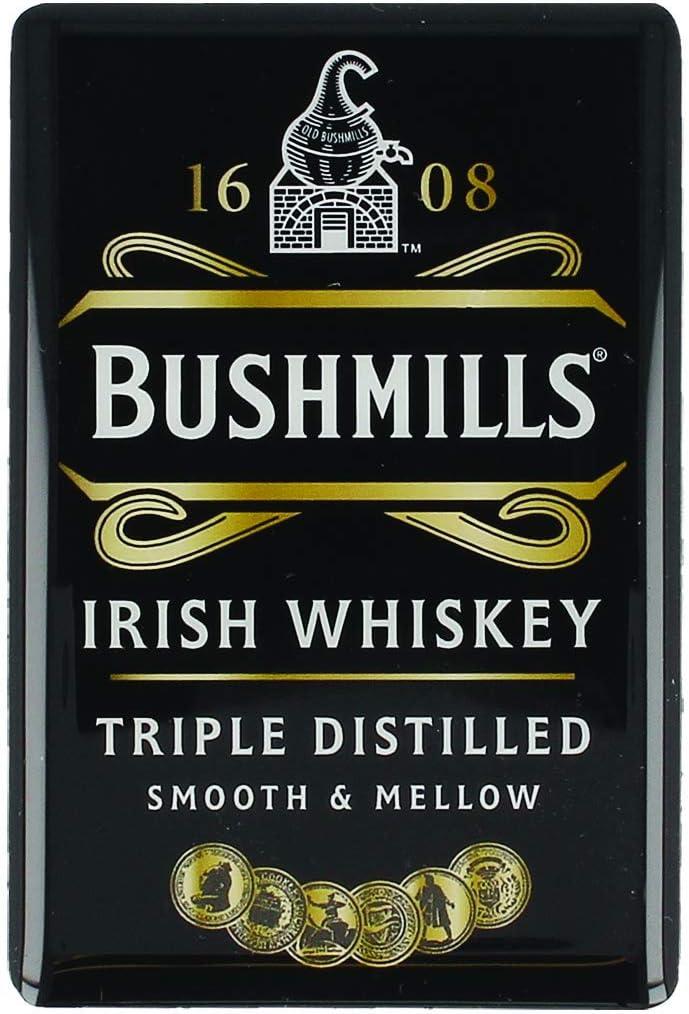 Bushmills Irish Whiskey Fridge Magnet
