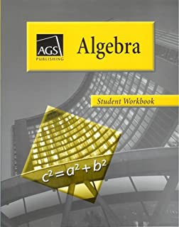 Consumer mathematics workbook answer key ags publishing ags algebra student workbook fandeluxe Gallery