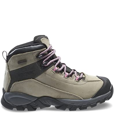 3c308f892f0 Wolverine Women's Blackledge LX Waterproof Mid Ankle Hiker