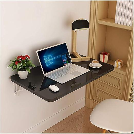 WYQ Mesa Plegable de Pared, fácil de Instalar, mesas pequeñas for ...
