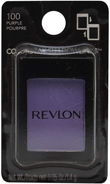 3 Pack – Revlon ColorStay shadowlinks mate sombra de ojos # 100, color morado: Amazon.es: Belleza