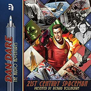 Dan Dare: 21st Century Spaceman Audiobook