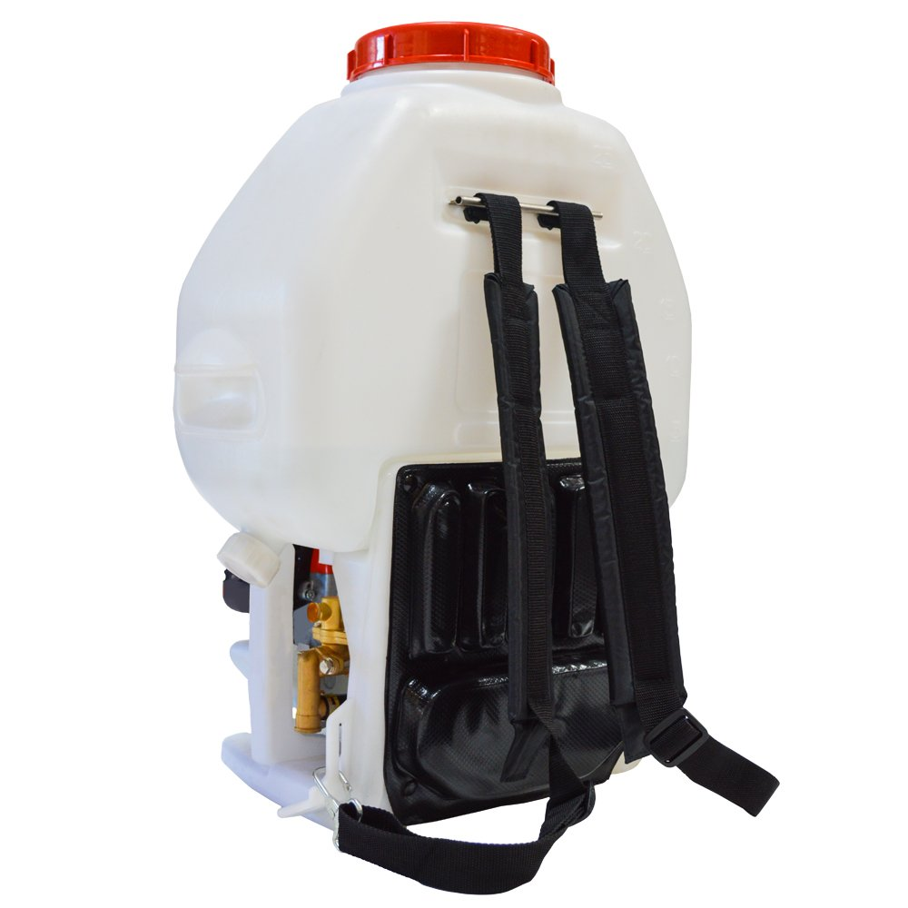Cardinal CPS435 Gas Powered Backpack Sprayer with 6.5 Gallon Tank for Pest Control (Includes Wands) by Cardinal (Image #2)