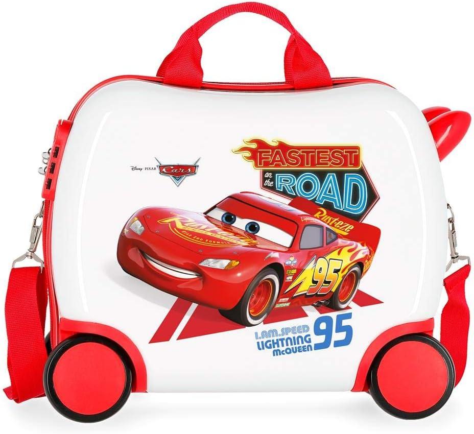 Maleta infantil pequeña Cars Good Mood
