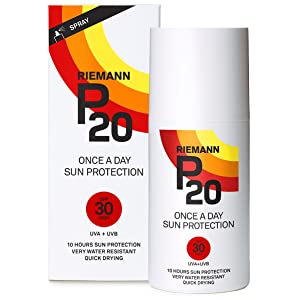 Riemann P20 Once a Day 10 Hours Protection SPF30 Sunscreen 200ml