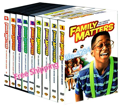 List of the Top 10 family matters dvd complete series you can buy in 2020