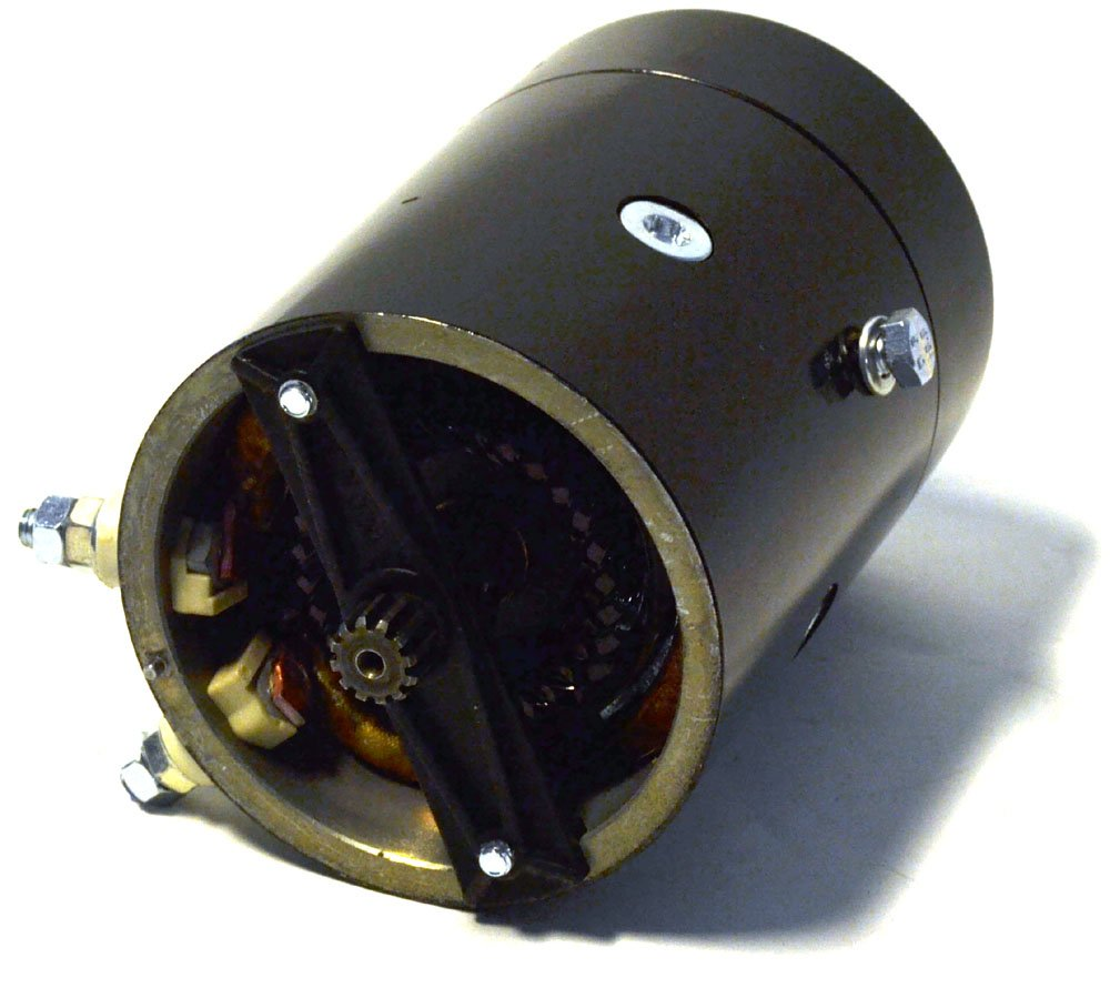 WARN 39436 12-Volt BIC Motor Replacement