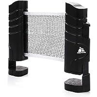 Red Ping Pong Neto para el Tenis de Mesa Longitud Ajustable hasta 200 cm Portátil Net Table Tennis Accesorio para Entrenamiento y Actividades al Aire Libre y Deportes