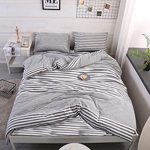 HOUSEHOLD 100% Cotton Premium Quality Sheet Set-Deep Pocket