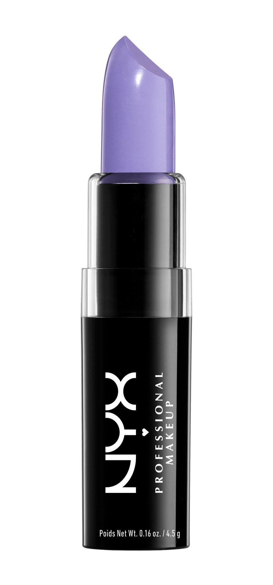"NYX Macaron Pastel Lippies Lipstick - Lavender : MALS09 ""Lavender"" 0.16 oz."