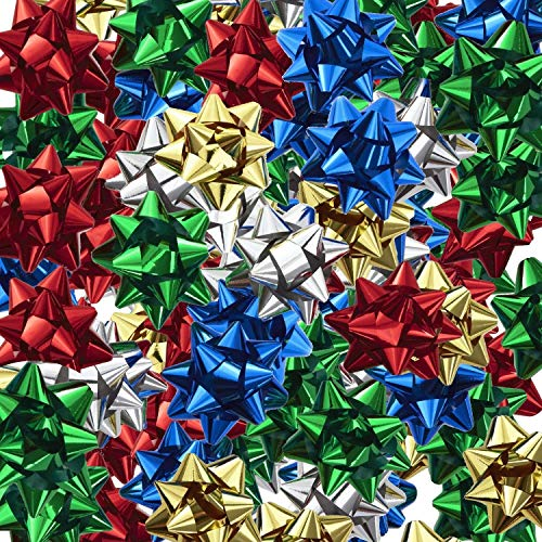 Gift Wrap Bows 65+ Multi Color Multi Size Small Medium Large