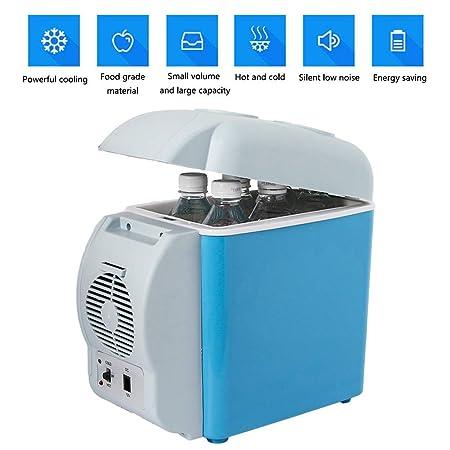 SMILE Refrigerador del Coche 12V Refrigerador del Coche Calentador ...