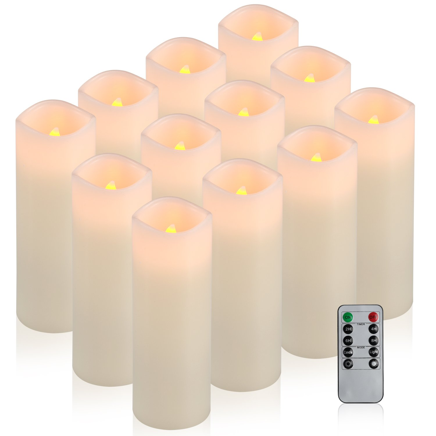 Best Rated in Flameless Candles & Helpful Customer Reviews - Amazon com