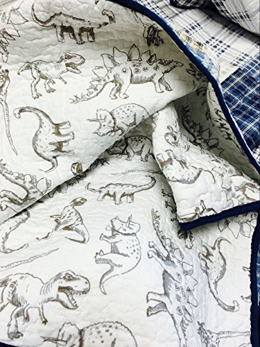 Cozy brand property Fashions Jurassic Quilt Sets