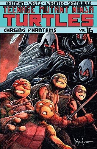 Amazon.com: Teenage Mutant Ninja Turtles Vol. 16: Chasing ...