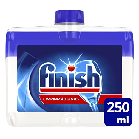 Finish Limpiamáquinas Líquido para Lavavajillas Regular - 250 ml