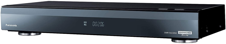 パナソニック 2TB 3チューナー ブルーレイレコーダー 4Kチューナー内蔵 おうちクラウドDIGA DMR-SUZ2060 B07HJ5BQ5Q  本体