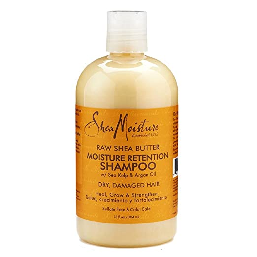 Shea Moisture Raw Shea Retention Shampoo