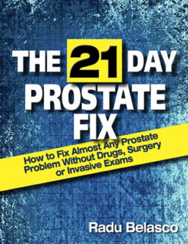 How Prostate Problems Days Less ebook product image