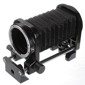 Fotga adaptador de lente macro fuelle: Amazon.es: Bricolaje y ...
