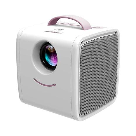 Amazon.com: RUONAN Pico Proyector LED Mini Niño Proyector ...