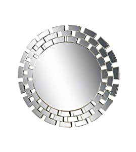 Venetian Design Ava Wall Mirror Diameter :- 30 Inches
