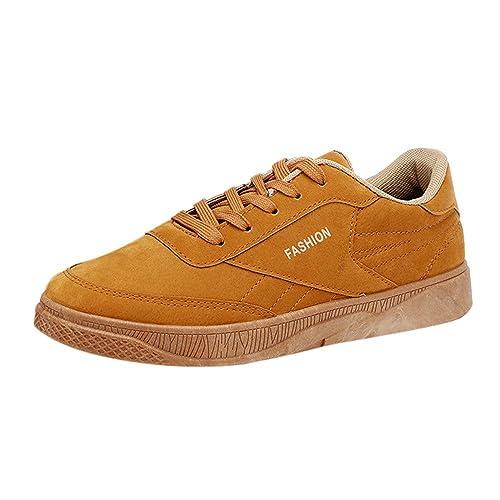 45490bdc27c342 BUSIM  39-44  Men s Fashion Jogging Sports Running Shoes Outdoor Anti-Skid