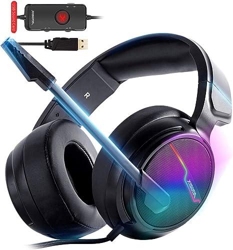 XIBERIA V20 USB PS4 Headset for Host