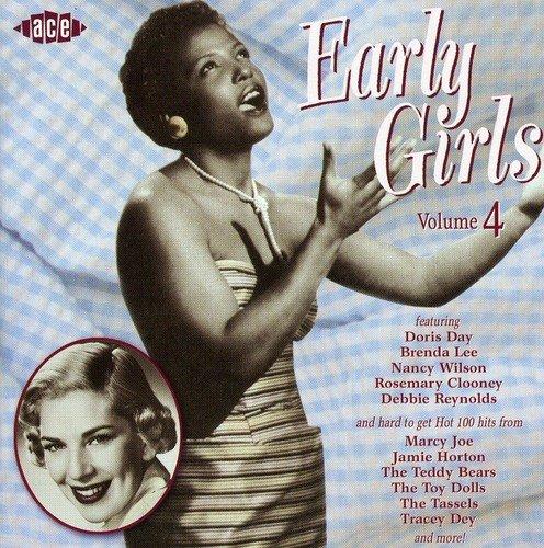 Early Girls Volume 4 by Ace (U.K.)