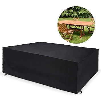 Sunbick Garden Furniture Covers Rectangular Patio Furniture Cover