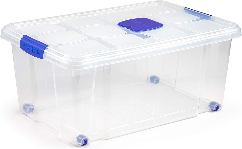 36 L Plastic Forte Caja N/º 3 40x59x25cm
