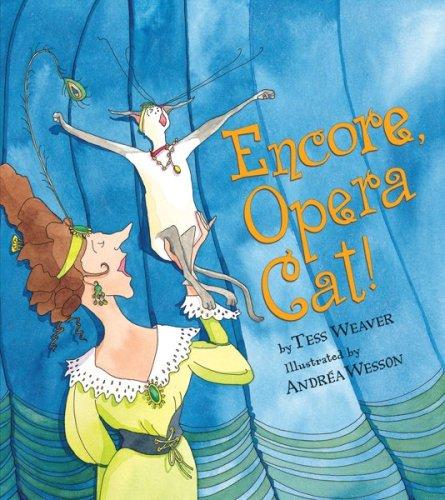 Encore, Opera Cat! pdf