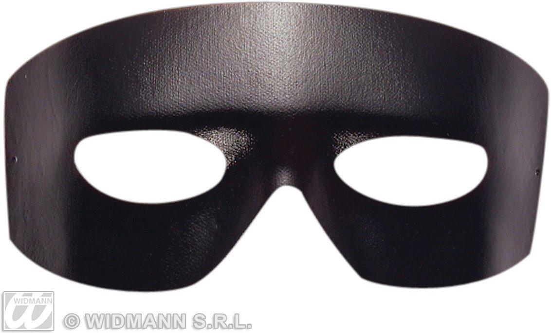 Eyemask Leatherlook Caballero Eye-Mask Masquerade Ball Mask Fancy Dress