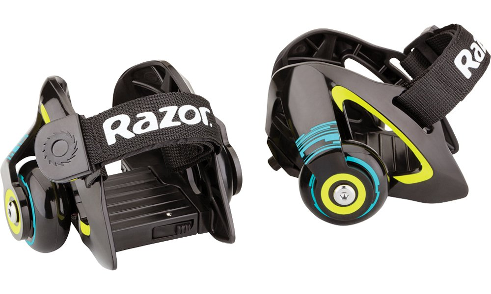 Amazon.com   Razor Jetts Heel Wheels 06548a17785