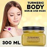 Beauty Buffet Turmeric Body Scrub & mask 300ML Thai