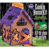 Wilton W1044327 Halloween Haunted Gingerbread House Kit-