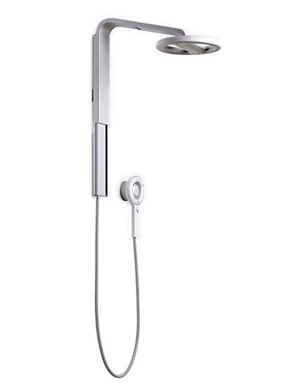 Nebia Spa Shower: Luxury Water Innovation. Sustainable Atomizing Shower  System With 10u0026quot; Head