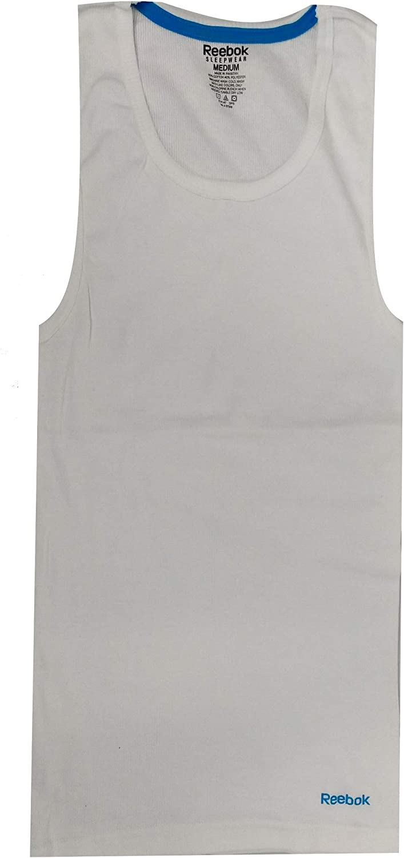 Reebok Men's Ribbed Tank A Shirt