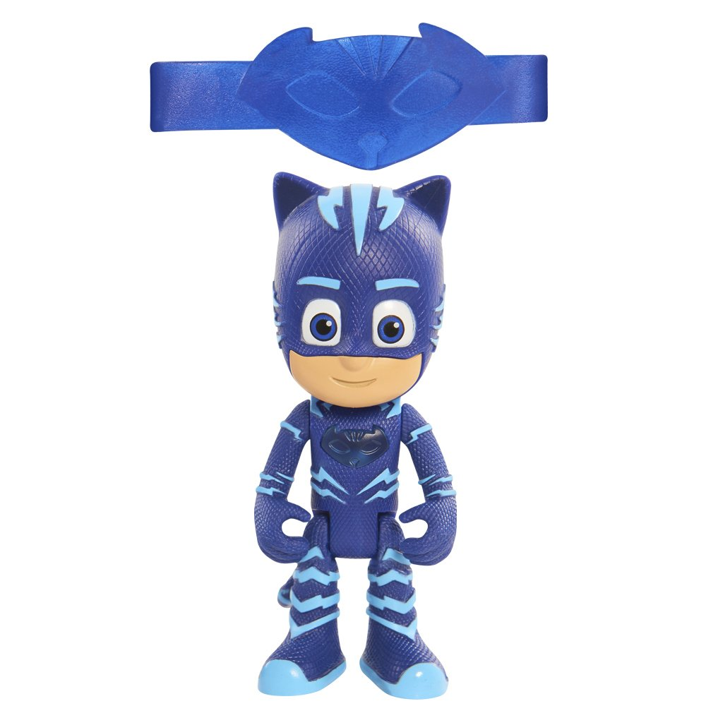 Just Play PJ Masks Light Up Catboy Figure with Amulet Wristband 24546