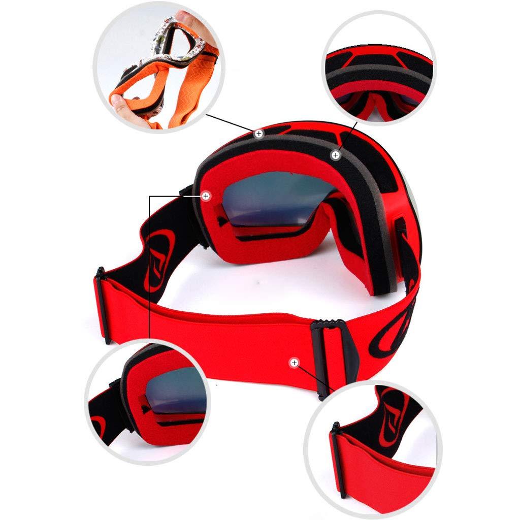 Unbekannt Anti-Fog-Doppel-Skibrille im Freien, Winddichte Männer und Frauen, Frauen, Frauen, die Schutzbrillen Klettern B07L4QGRBY Sonnenbrillen Leicht zu reinigende Oberfläche fb97b8