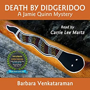 Death by Didgeridoo Audiobook