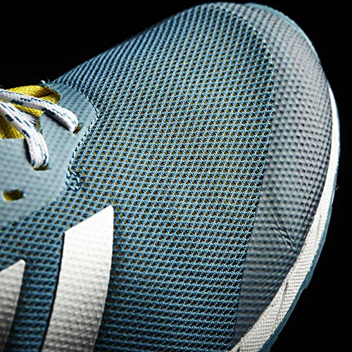 Petmis Homme Running adidas Talla Única Argent Eqtama Bleu Multicolore Blanc Ftwbla Entrainement XCS Chaussures de AAp7Xx