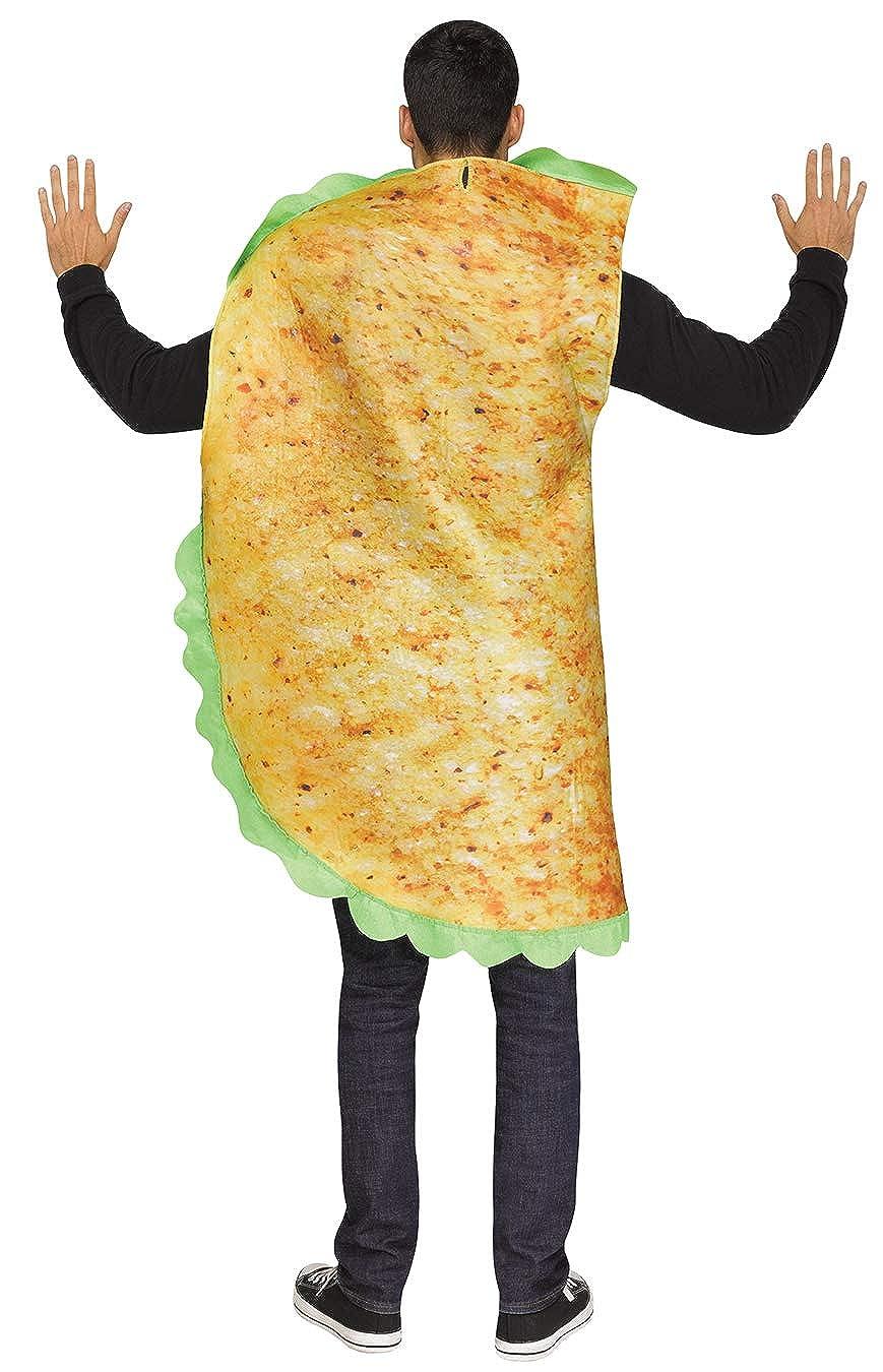 Funny Taco Adult Costume