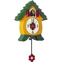 HeadsUp Design - Reloj de cuco, diseño