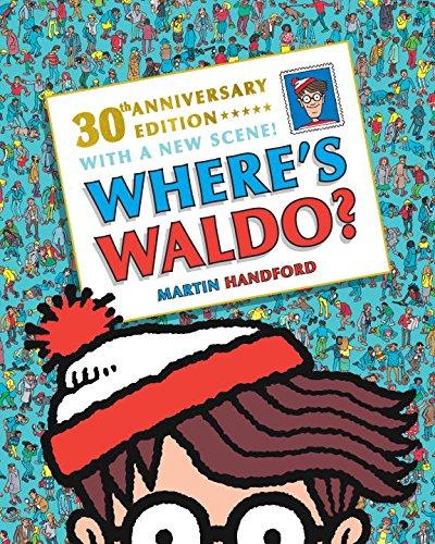 Anniversary Cameras (Where's Waldo? 30th Anniversary Edition)