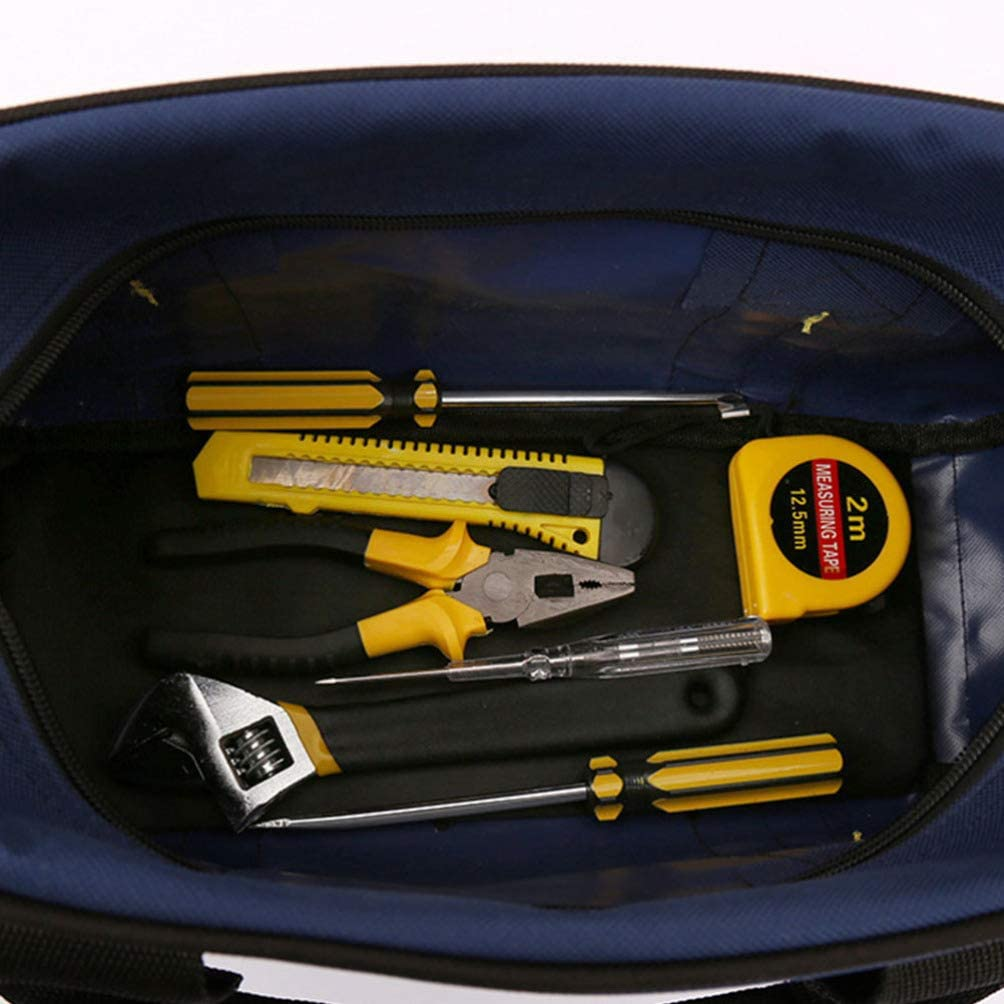 gran capacidad Bolsa de herramientas para reparaci/ón iplusmile