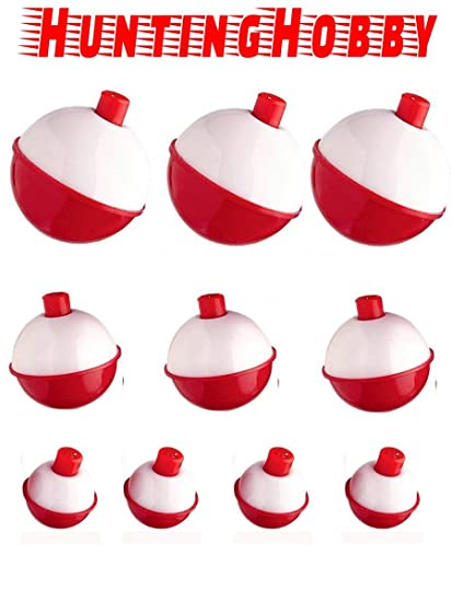 32568728f Buy Hunting Hobby Fishing Float Plastic Bobber -10 Pieces Online at ...