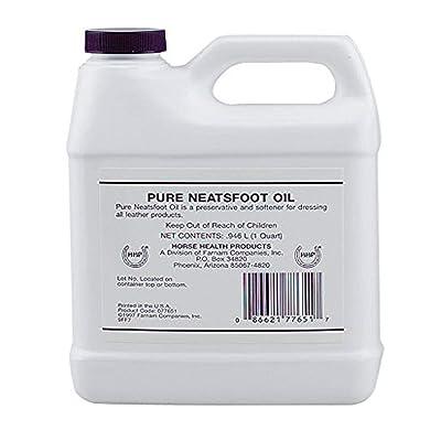 Horse Health Pure Neatsfoot Oil, 32 fl oz: Pet Supplies