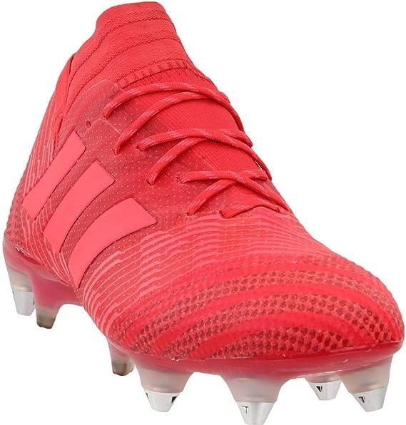 adidas Mens Nemeziz 17.1 Soft Ground Soccer Casual Cleats