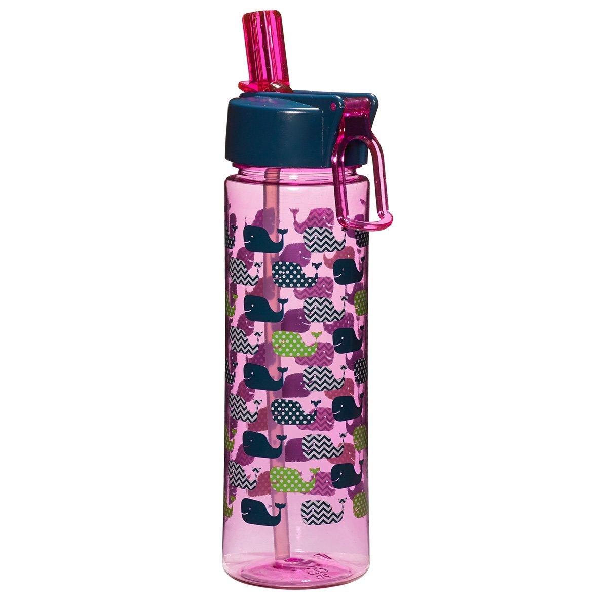 3 C4G Meerjungfrauen sind echt Tritan Trinkflasche mit Aluminium Karabiner